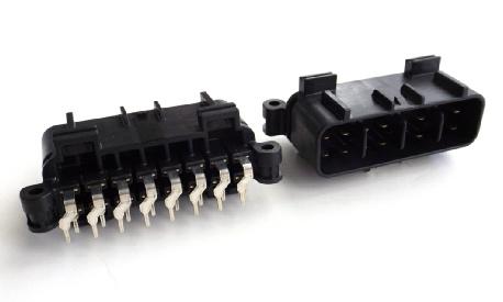 motorcycle terminals connectors and wiring accessories and fp 090 series kawasaki cdi headers in 4 pin 6 pin 8 pin and 16 pin